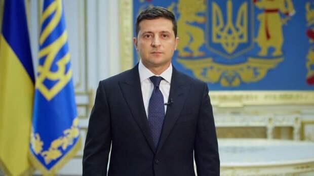 """Зеленский заявил, что """"Северный поток — 2"""" лишит Украину возможности платить за армию"""
