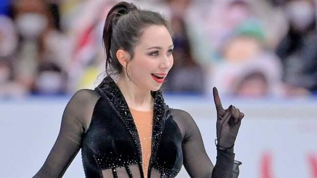 Туктамышева: «Если бы я верила в себя, была бы намного лучшей спортсменкой»
