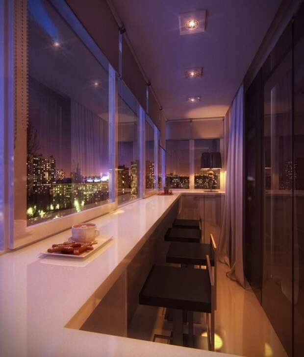 20 полезных и бюджетных идей для улучшения вашего балкона