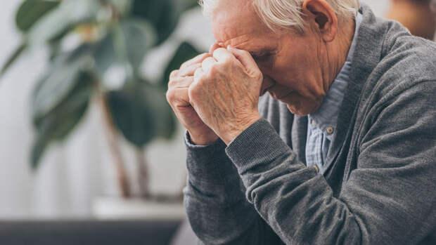 Ученые: отсутствие радости может быть симптомом слабоумия