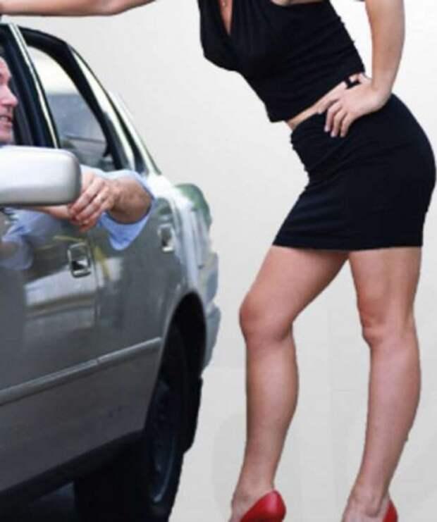 Сибирские разбитые дороги сможет спасти при капитализме только проституция