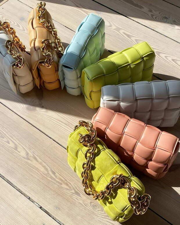 Модные сумки осень-зима 2022/2023. Все тренды с фото