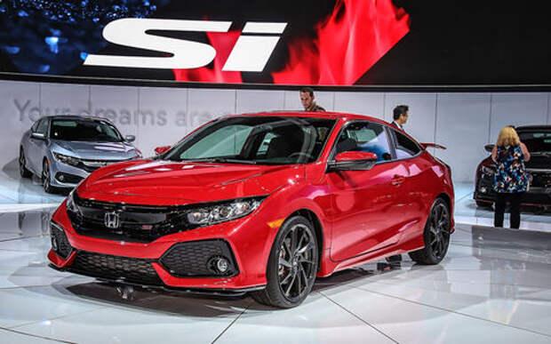 Недотопор: Honda Civic Si привлечет юных «пилотов»