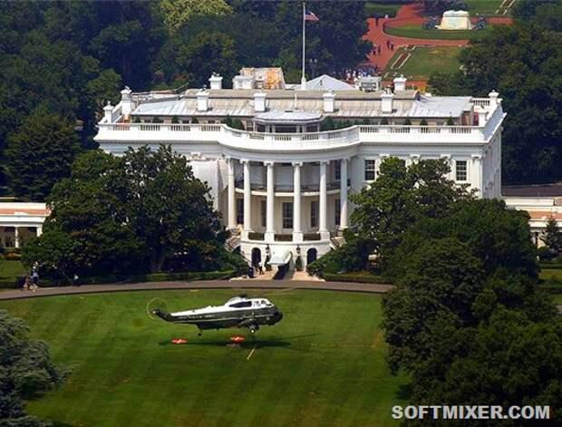 Темные секреты Белого Дома