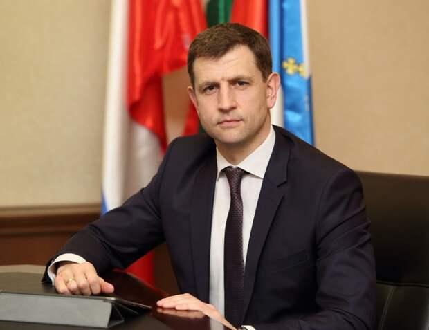 Мэр Калуги Разумовский покинул свой пост