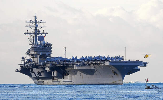 Могут ли Китай с Россией сделать американские авианосцы бесполезными? (The National Interest, США)