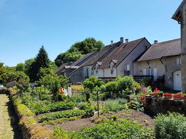 Château-Chalon. Деревня, где делают «желтое вино»