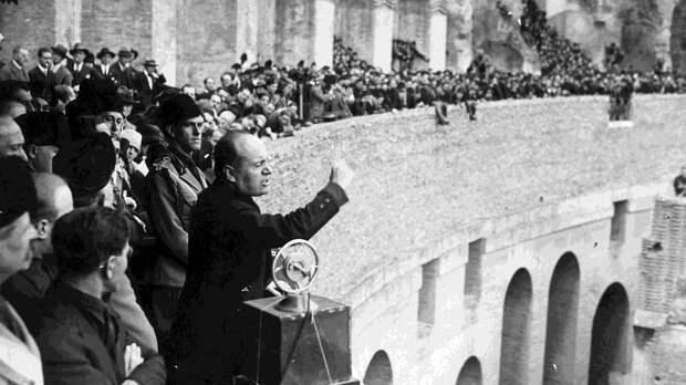 100 лет назад итальянские фашисты впервые были избраны в парламент