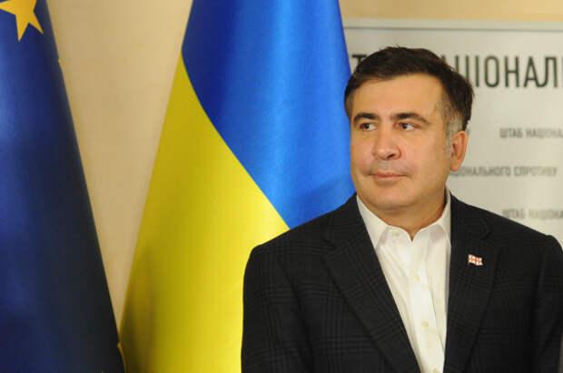 Смена убеждений по «СП-2»: Саакашвили озвучил тайные мысли украинской элиты