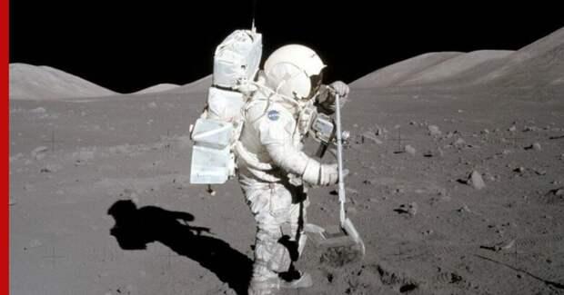 NASA предложило частным компаниям добывать грунт на Луне