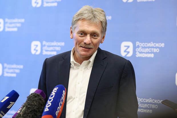 Песков заявил об отсутствии планов по введению всероссийского локдауна