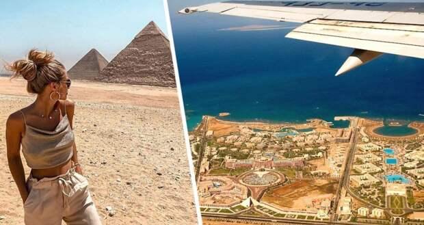 Названы сроки первых чартерных рейсов в Египет