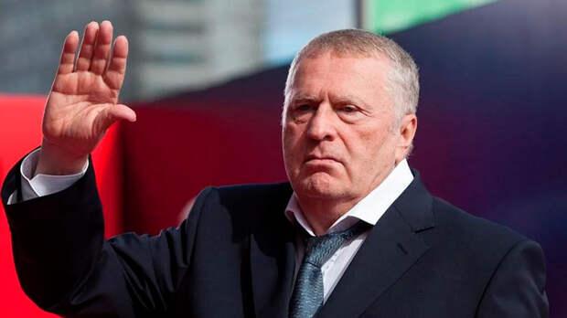 Жириновский вспомнил Грудинина и сравнил его с Фургалом заявив, что их затравили из-за конкуренции Путину