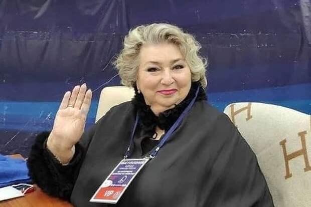 Татьяна Тарасова рассказала о жизни в инвалидном кресле