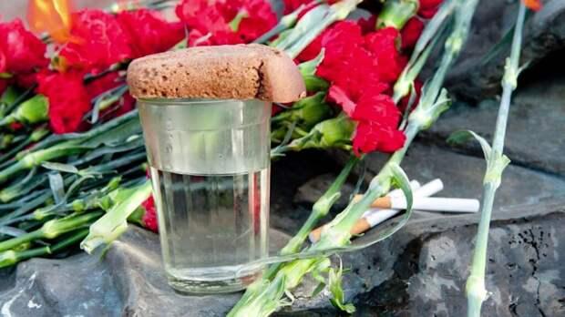 В Украине 6-летний мальчик отравился водкой, которую нашел на кладбище