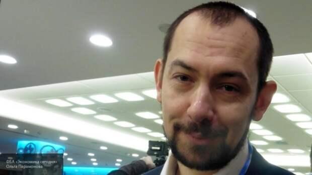 Свидомый Цимбалюк сорвался на европейцев: За проституток голосовать не стали