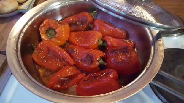 Маринованный перец на зиму: быстрый рецепт без стерелизации
