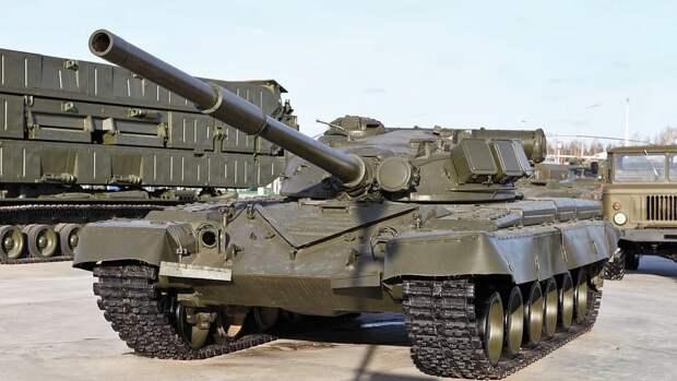 Американское издание NI оценило перспективы российского танка Т-80