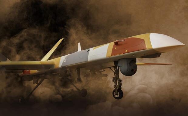 Разведывательно-ударный беспилотник «Орион»