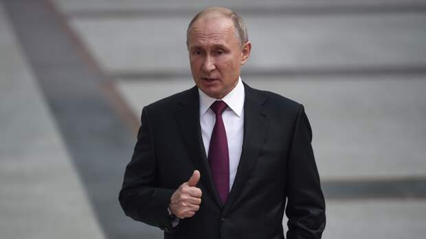 Владимир Путин поздравил артиста Олега Газманова с днем рождения