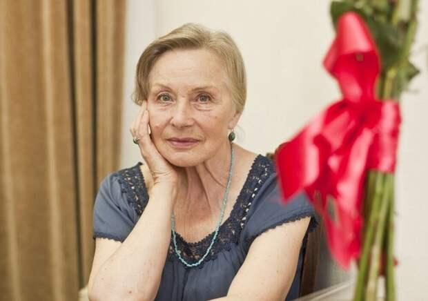Она мечтала о простом семейном счастье. Трогательная история актрисы сыгравшей маму «Интердевочки»