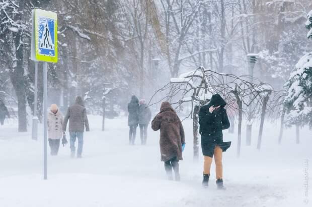В Подмосковье ожидаются морозы до 30 градусов к середине следующей недели
