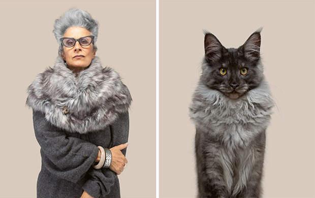 Фотограф делает снимки людей икотов, которые выглядят как двойники | Канобу - Изображение 8