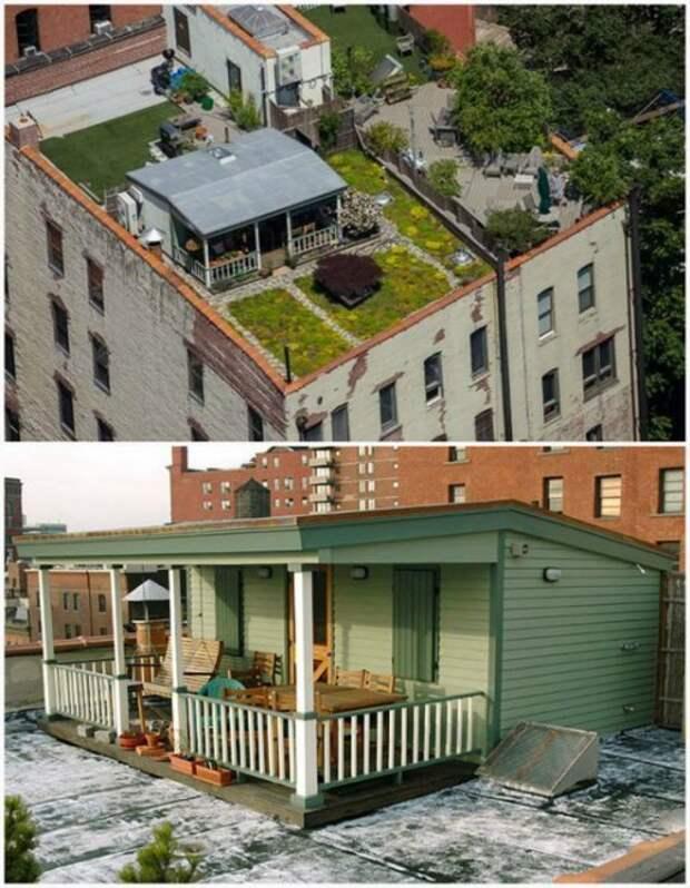 2. Дача в Нью-Йорке дом, интересное, подборка, факты