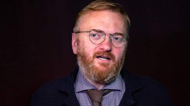 Депутат Милонов призвал лишить коллекторов пенсии