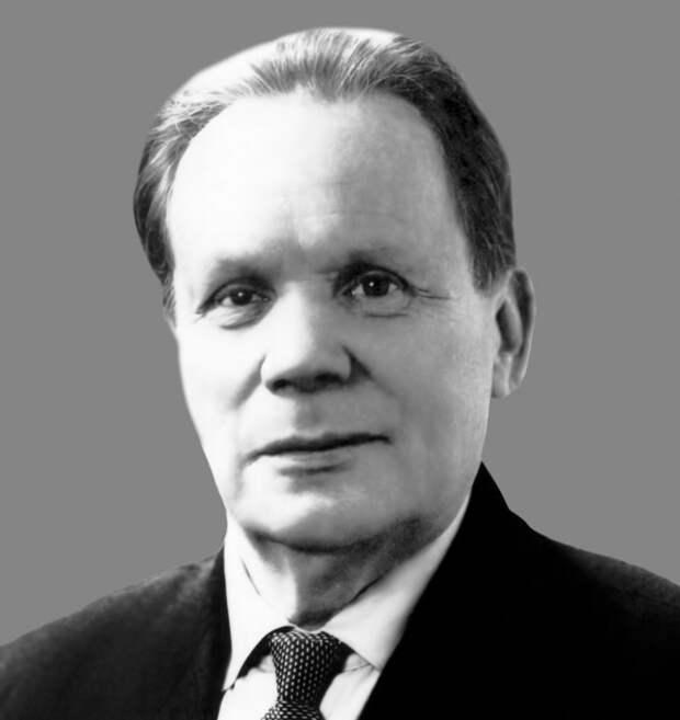Сергей Гаврилович Симонов. <br>