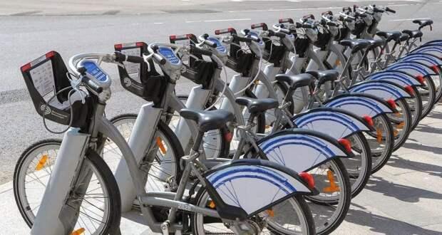 Велопрокат открылся в Дмитровском районе