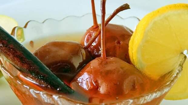 Фото-рецепт: ароматное варенье из целых груш с корицей и лимоном