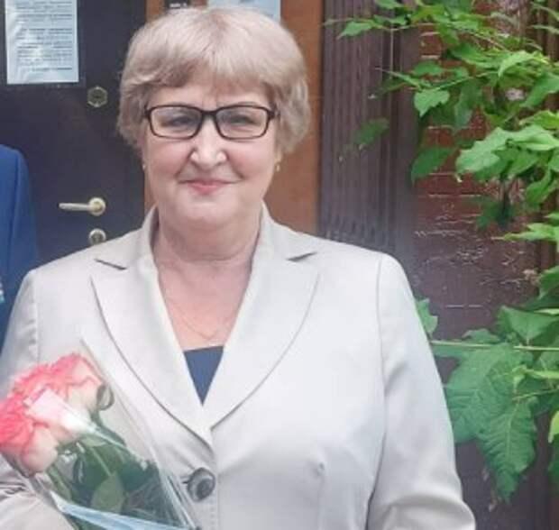 Наталья Шишкина избрана на пост председателя Совета ветеранов района Восточное Дегунино