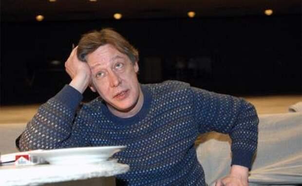На фото: актер Михаил Ефремов