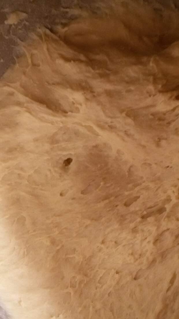 Пирог из дрожжевого теста с лососем и шпинатом Кулинария, Моё, Длиннопост, Фотография, Пирог, Выпечка, Рецепт