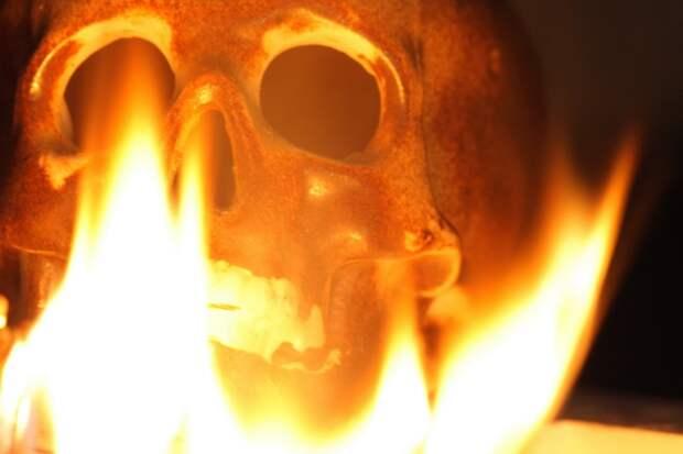Кто положил «традицию» сжигать людей в Одессе