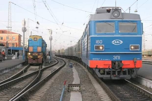 На железной дороге уволили машиниста-наркомана