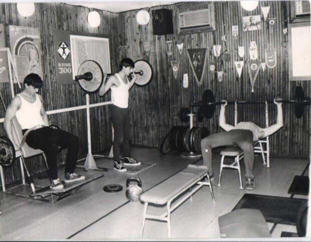 Создавались фитнес-центры для тренировок молодежи / Фото: zefirka.net