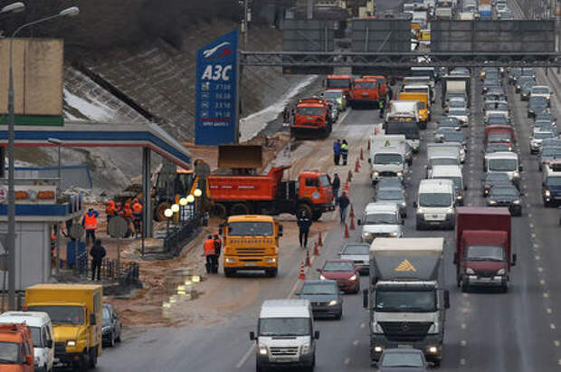 В России посчитали количество автомобильного транспорта