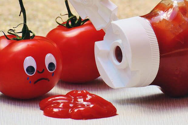 Дефицит кетчупа возник в США из-за пандемии коронавируса
