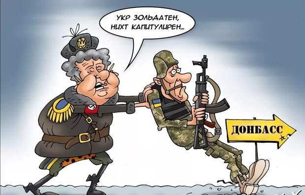 Все население - под ружье и отказ тягаться с Россией. О чем говорится в новой военной стратегии Украины