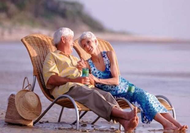 Страны с самыми большими пенсиями