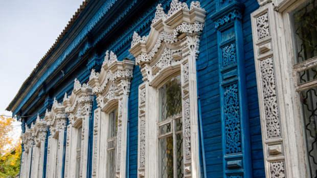 Почему город Злынка под Брянском называют «кружевным» и какими узорами украшены его дома