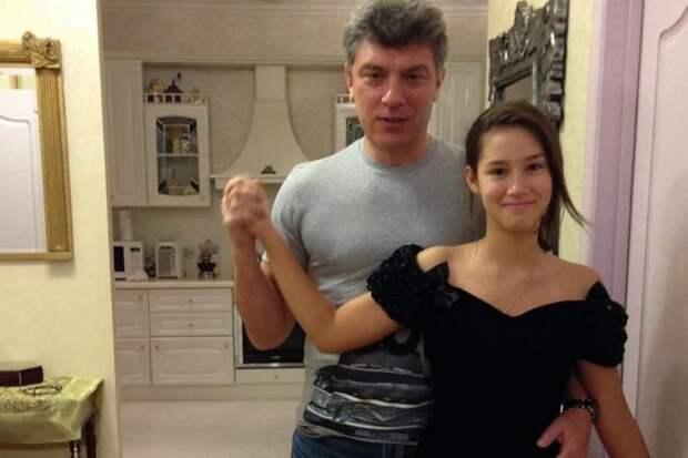 Дочь Бориса Немцова: «Жизнь отца забрали отвратительные люди»