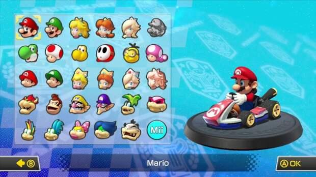 Овен – Марио