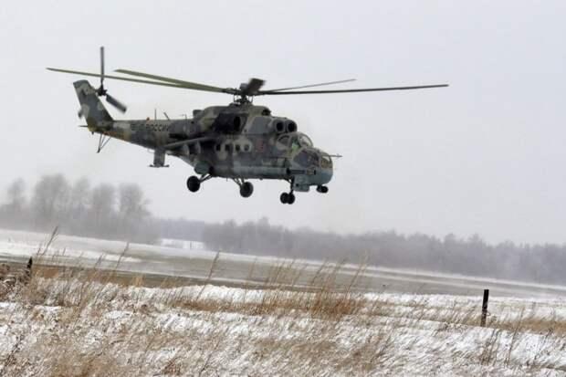 Авиаконструкторы Чехии отказались менять вертолеты семейства Ми на западные аналоги