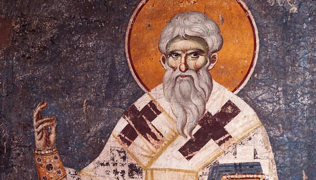 Священномученик Пётр Капетолийский. Православный календарь на 17 октября
