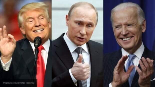Трамп спрогнозировал провал Байдена на переговорах с Путиным