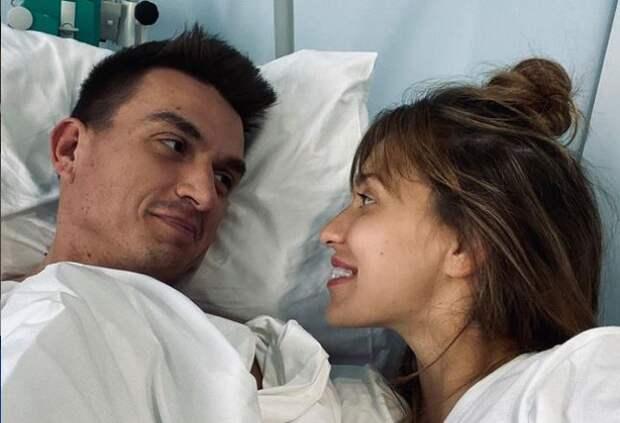 Топалова выписали после операции