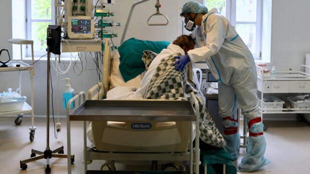 За день из больниц Пензенской области выписали 39 человек, переболевших COVID
